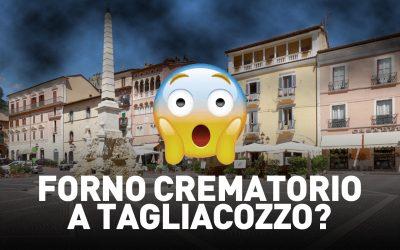 Lettera a Sindaco e Consiglieri di Tagliacozzo su forno crematorio